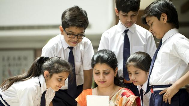 The HRD ministry will select around 60 children, 30 of whom have shown excellence in science related fields and another 30 in areas related to the performing arts.(GETTY IMAGES.)