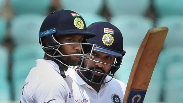 India vs South Africa: Rohit Sharma, Mayank Agarwal achieve historic first,  break 5 records with triple century opening stand | Hindustan Times