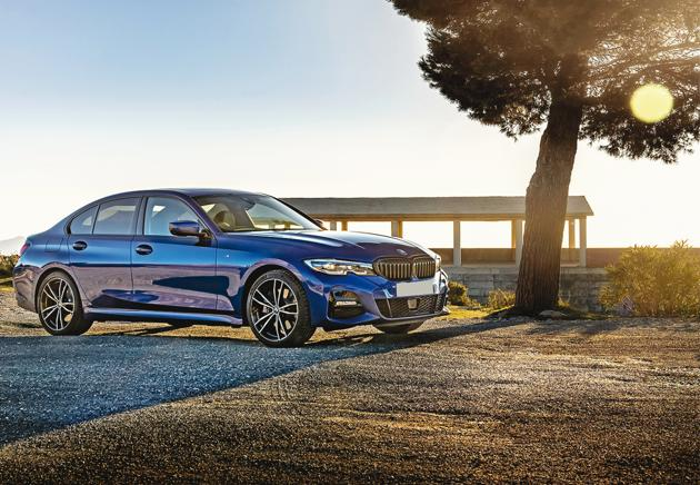 The engine of the BMW 3-series is creamy smooth and when you floor the pedal you feel you've been hit with a velvet glove