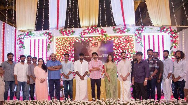 Thalapathy 64 will star Vijay, Vijay Sethupathi and Malavika Mohanan.