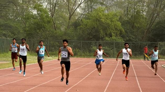 GNDU allotted four centres of excellence in sports. (Representational image)(HT file)