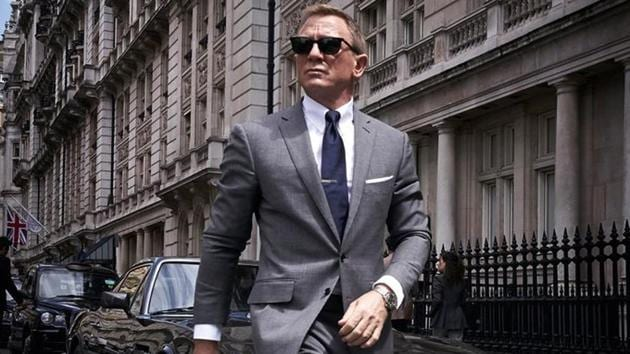 No Time to Die, Daniel Craig's final James Bond film, will be released in April, 2020.