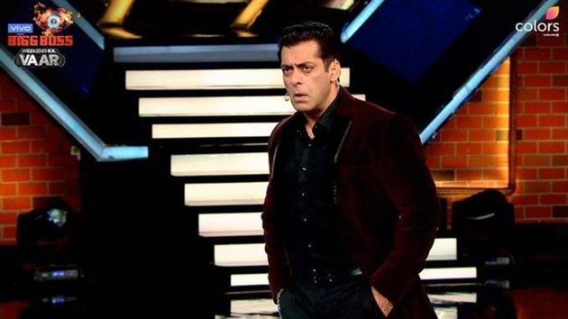 Bigg Boss 13 Weekend Ka Waar highlights: Salman Khan supports Shefali Bagga during the show.