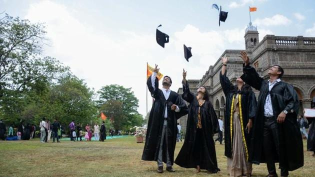 Over 2k students of IIT-Roorkee get degrees at annual convocation. (Representational image)(Milind Saurkar/HT Photo)