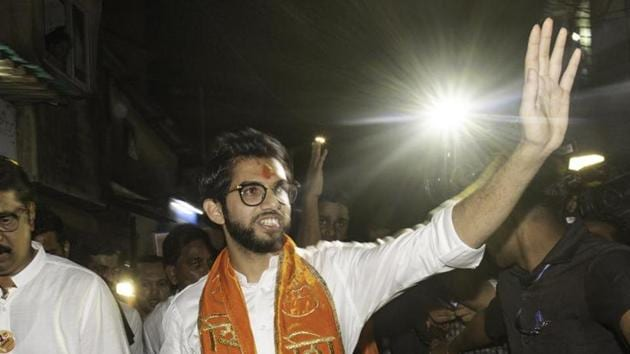 With Assembly elections in Maharashtra just weeks away, Hindustan Times' Eeshanpriya MS joined Shiv Sena leader Aaditya Thackeray on the campaign trail. Aaditya, the grandson of Bal Thackeray, is the first member of his clan to take the electoral plunge. He is contesting from the Worli constituency. While campaigning, Thackeray talks about his priorities if he wins the election, and comments on speculation whether he will remain only an MLA or will be inducted into the state Cabinet. Watch the full video for more.