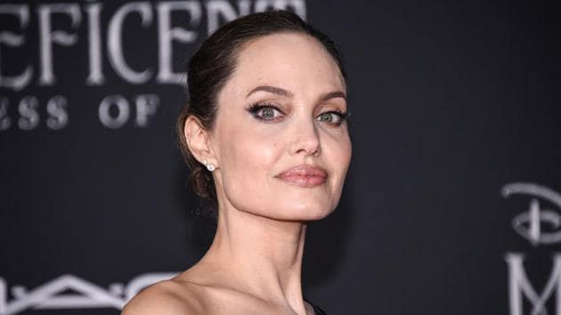 Angelina Jolie attends the premiere of Maleficent: Mistress of Evil in Los Angeles, California.(REUTERS)