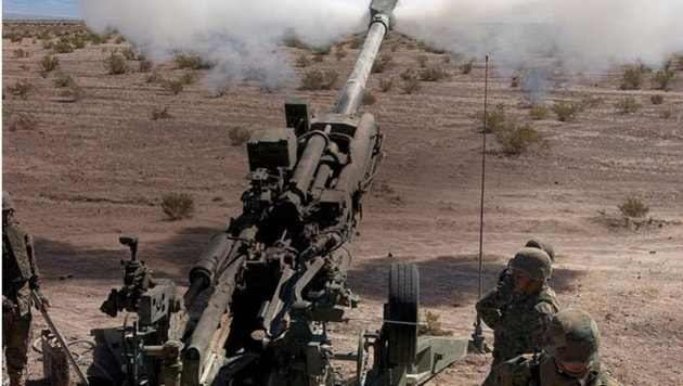 The 155 mm/39-caliber howitzers, which can be sling-loaded to helicopters and swiftly deployed to high-altitude areas, are likely to be inducted by the year-end, the first officer said.(BAE Systems website)