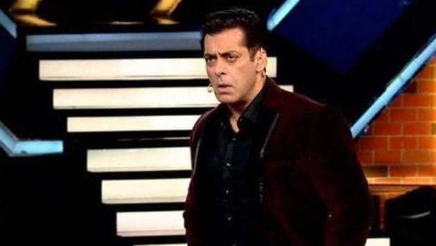 Salman Khan hosts the controversial reality TV show, Bigg Boss 13.