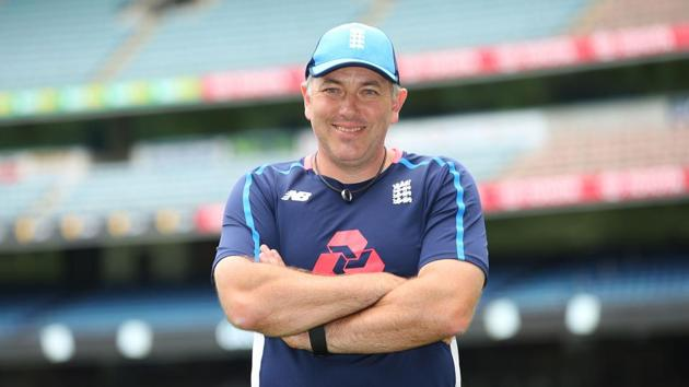 England name Chris Silverwood as head cricket coach(Getty Images)