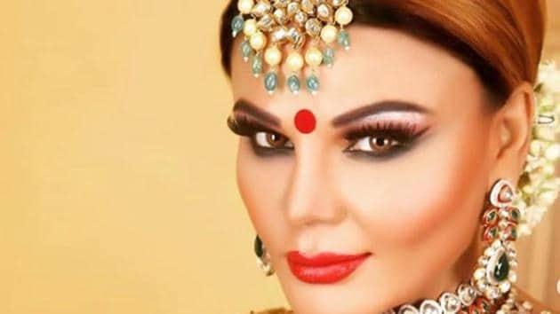 Rakhi Sawant's husband finally talks about his secret wedding.