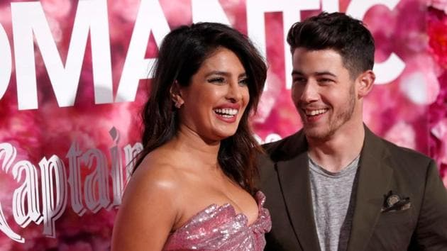 Priyanka Chopra and Nick Jonas got married in November.(REUTERS)