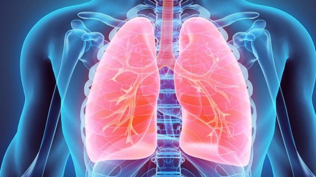 There is no cure for most of these lung conditions, with supportive treatment to ease the symptoms the only option.(HT image)