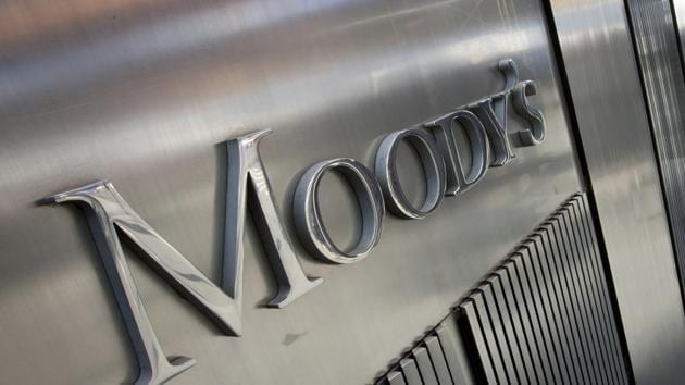 Moody's slashed GDP growth forecast for India to 5.8 per cent from 6.2 per cent earlier in the year 2019-20.(Bloomberg Photo)