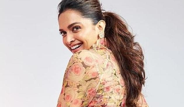 Deepika Padukone spoke about mental health awareness and Ranveer Singh's fashion choices at a recent interview.(Instagram)