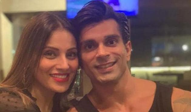 Karan Singh Grover opens up on how Bipasha Basu was a great support through his struggle with depression.(Instagram)