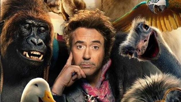Robert Downey Jr's Dolittle has been slated for a January release.