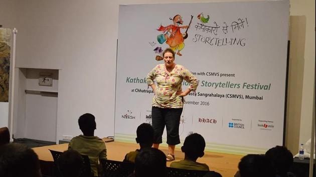 International Storytellers Festival 2019: Ancient tales, take me home