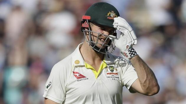 File image of Australia cricketer Mitchell Marsh.(AP)