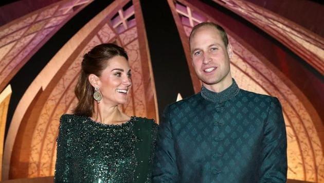 Prince William and Kate Middleton, the royal couple.(Instagram/kensingtonroyal)