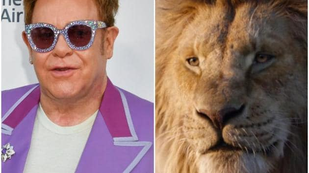 Elton John's songs from the original Lion King are regarded as classics.