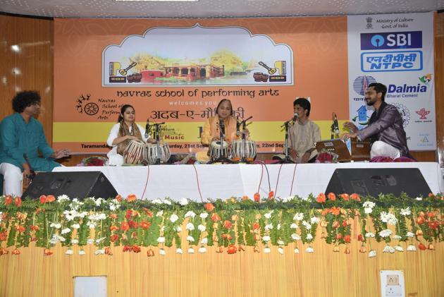 A festival of literature on music:At Adab-e-Mausiqui in Patna