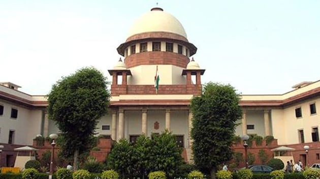 Supreme Court judge Arun Mishra on Tuesday took exception to a social media campaign and articles seeking his recusal from a Constitution bench hearing a batch of pleas challenging the validity of provisions related to compensation in the Land Acquisition Act.(HT Image)