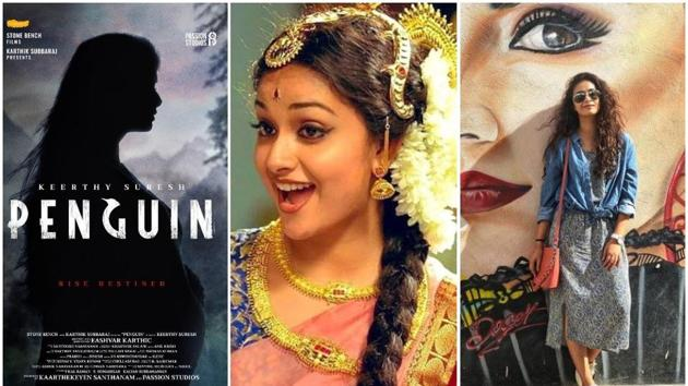 Keerthy Suresh, who starred in last year's hit Mahanati, will be seen in films like Penguin and Miss India.(Instagram)