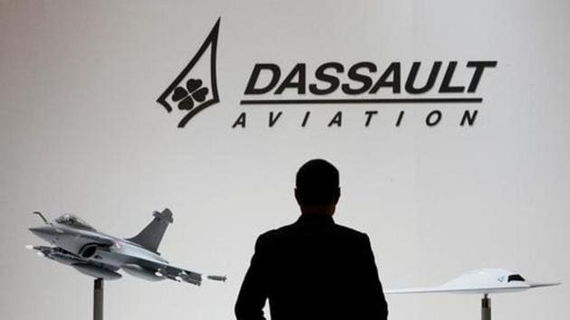 Dassault Aviation to collaborate on aeronautics with College of Engineering Pune.(REUTERS)