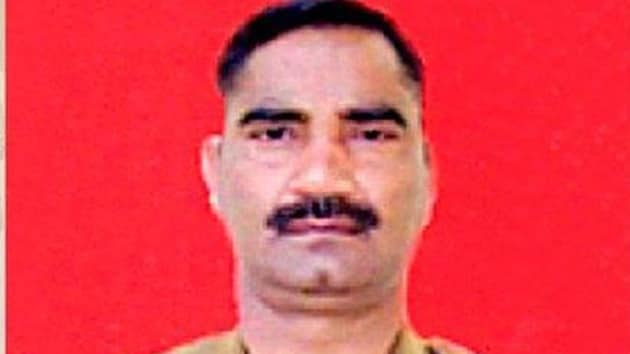 Head Constable Vijay Bhan Singh received bullet injuries on his head.((@BSF_India))