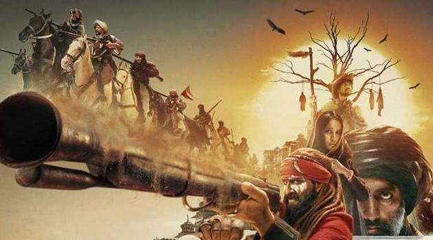 Laal Kaptaan movie review: Saif Ali Khan plays the lead in a Navdeep Singh directorial.
