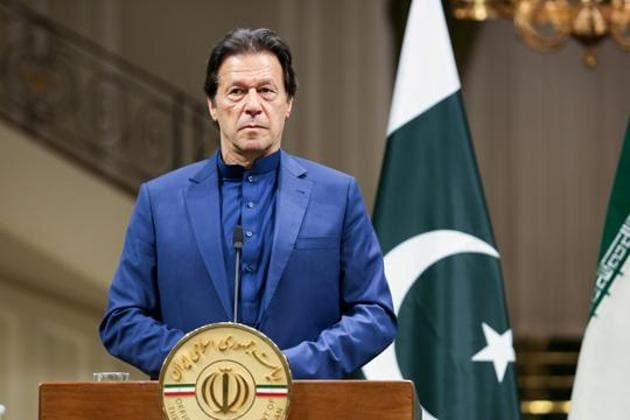 In his speech at the UN General Assembly last month, PM Khan had accused India of attempting to get his country blacklisted by the FATF which he signalled, could ruin the country.(Reuters)