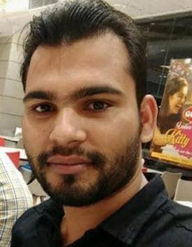 Victim Manpreet Singh(HT PHOTO)