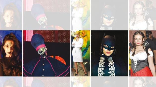 Trick or treat? 5 actors reveal their crazy side!