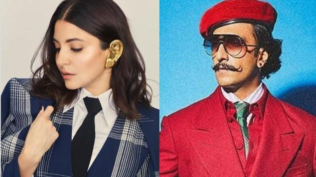 Ranveer Singh has dropped a few comments on Anushka Sharma's pictures on Instagram.