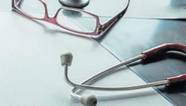 An indigenously developed point of care diagnostic device, HealthCube is helping patients get their blood test, blood pressure monitoring and ECG results in a matter of minutes.(Representative image)