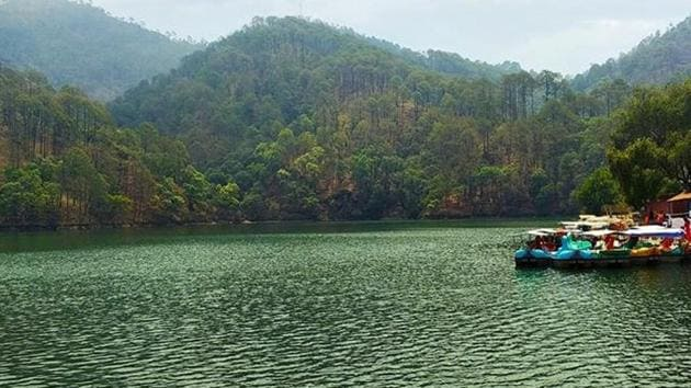 Plan your next vacation to Uttarakhand's picturesque hill town, Nainital.(Uttarakhand Tourism/Instagram)