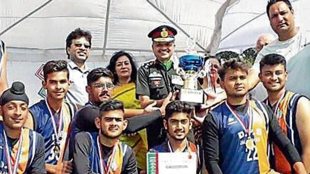DPS Jalandhar wins Basketball tourney