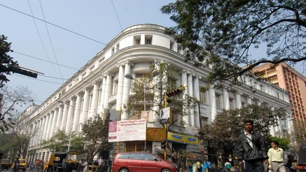 Calcutta University (CU) has secured the 11th spot in QS India Rankings 2020, topping among the state-run universities, followed by Jadavpur University (JU) at 12.(HT photo)