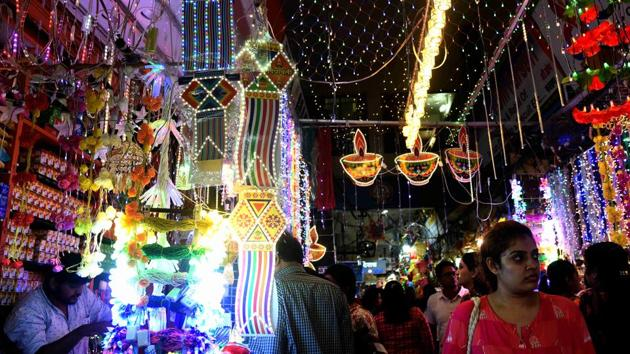 Hold your breath! Diwali is here