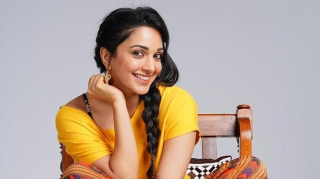 Kiara Advani's first look as Indoo in her upcoming film Indoo Ki Jawani.
