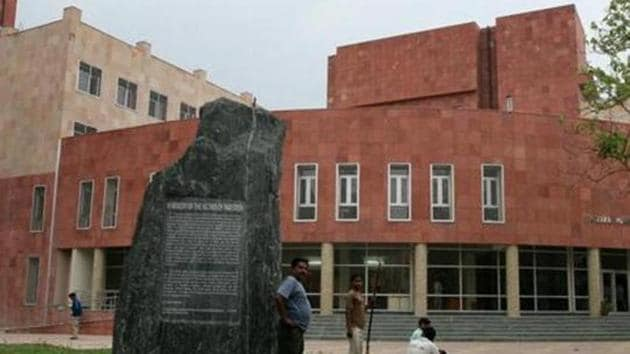 Jamia Milia Islamia University.(HT file)