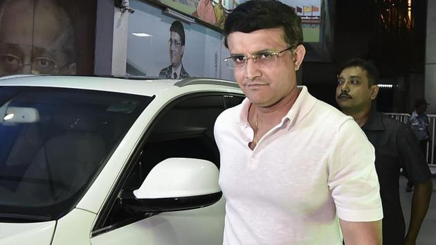 Ganguly takes over as BCCI President(PTI)