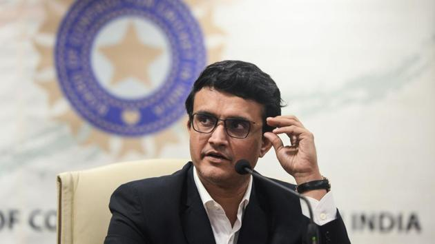 Former cricketer Sourav Ganguly, newly-elected president of the Board of Control for Cricket in India (BCCI)(AFP)