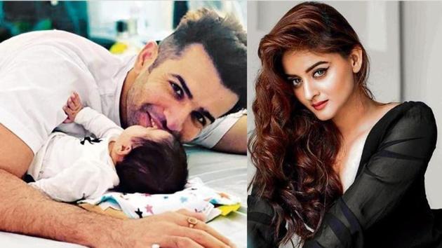 Mahhi Vij and Jay Bhanushali welcomed daughter Tara in August this year.