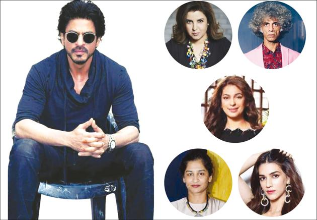 As Shah Rukh Khan turns 54 this week, his friends and colleagues remember their first meeting with the actor