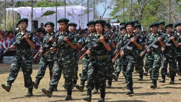 Senior leaders of the NSCN-IM joined the rival grouping on Friday in a big boost to the pro-agreement faction among the Naga rebels((File/Getty Images))