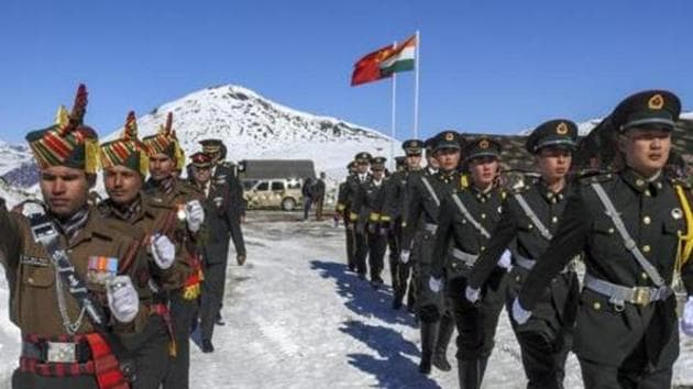 India and China are for the first time patrolling Fish-Tail II, one of the 13 disputed areas along the Line of Actual Control (LAC) in south-east Arunachal Pradesh. (Representative Image)(PTI)