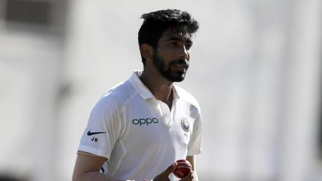 Jasprit Bumrah was diagnosed with a stress fracture during the tour of West Indies in September(AP)