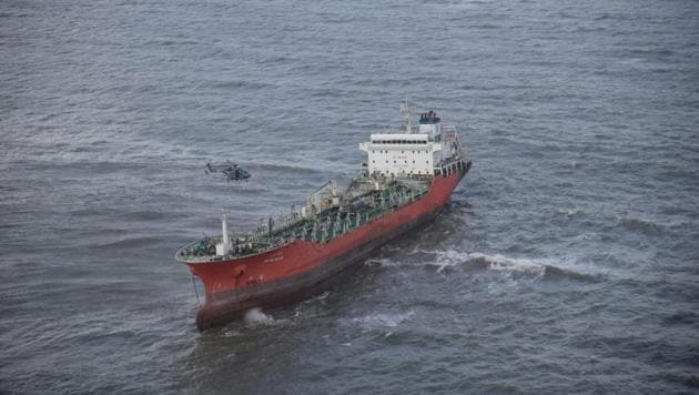 Agencies involved in salvaging the grounded 11,000-tonne chemical tanker Nu Shi Nalini off Goa will resume their attempt after a specialised towing vessel from Mumbai reaches the state