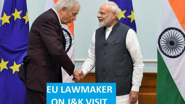 Prime Minister Narendra Modi met a delegation of Members of European Parliament (MEPs) a day ahead of their visit to Jammu and Kashmir. BN Dunn, a member of the delegation, said that the Prime Minister, among others, had explained the situation in the region to the visitors. Dunn said he wanted to talk to locals and see the situation on the ground in the erstwhile state. Addressing the lawmakers, PM Modi had sought 'urgent action' against supporters and sponsors of terrorism.